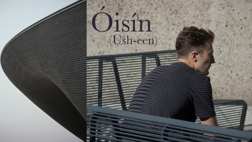 Ethical Brand Directory - Oisin Ethical fashion For Men