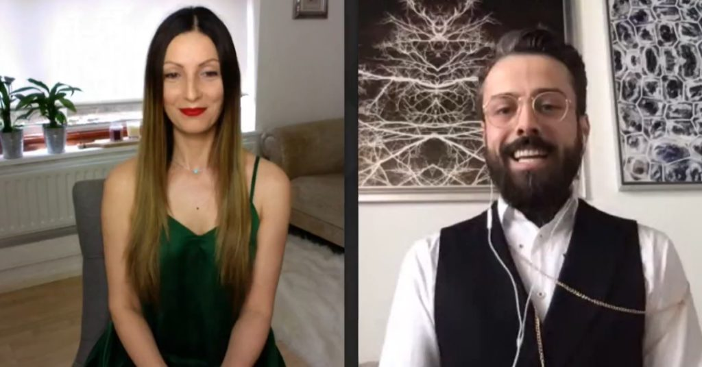 Founder of Ethical Brand Directory Roberta Lee Interviews Founder of Sustainable Man Dan Pontarlier   Ethical Brands for Fashion Revolution Online Even