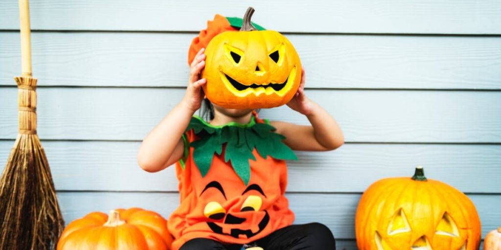 HOW TO RECYCLE HALLOWEEN OUTFITS & DECORATIONS
