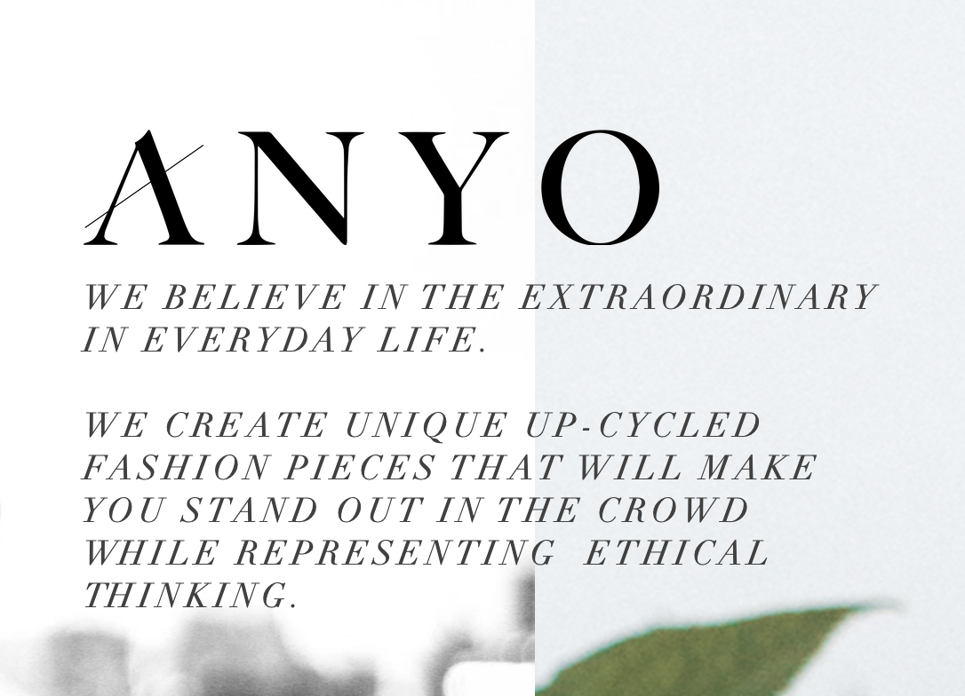 Anyo Stories - Founder Maxine Kranck - Sustainably made | Ethical Brand Directory