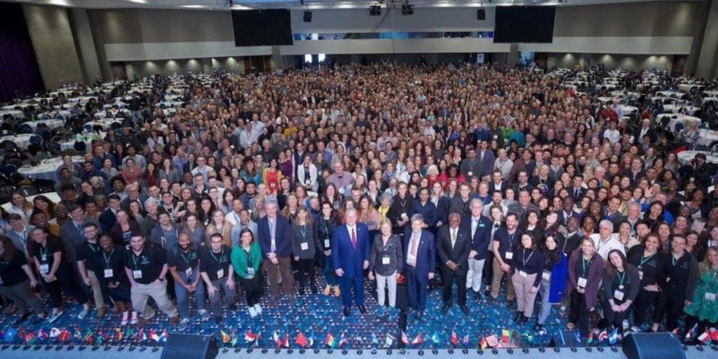 Frances Fay Going Green 2019 Speaker - Al Gore Climate Change