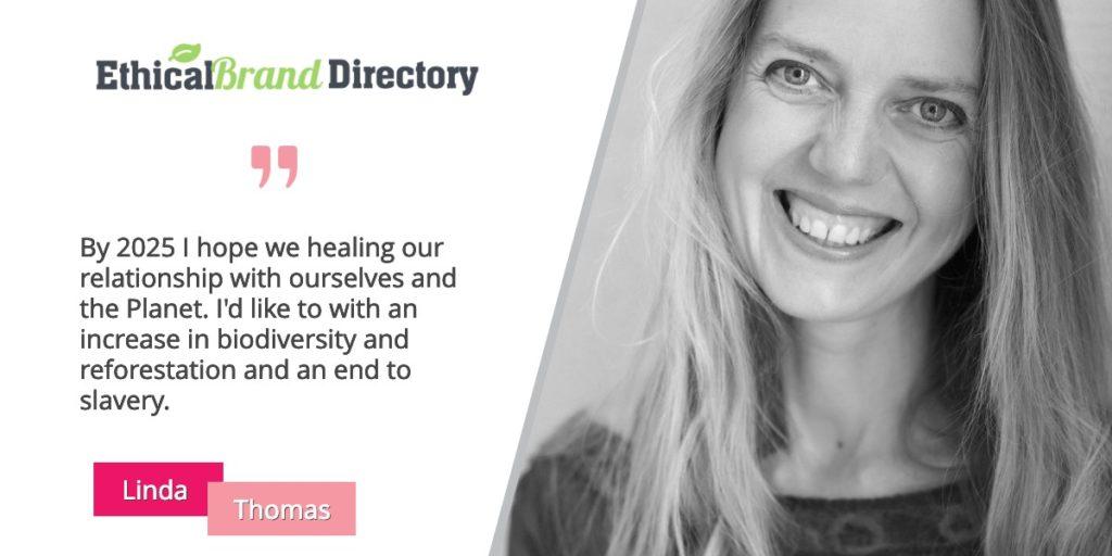 Linda Thomas Going Green 2019 Speaker