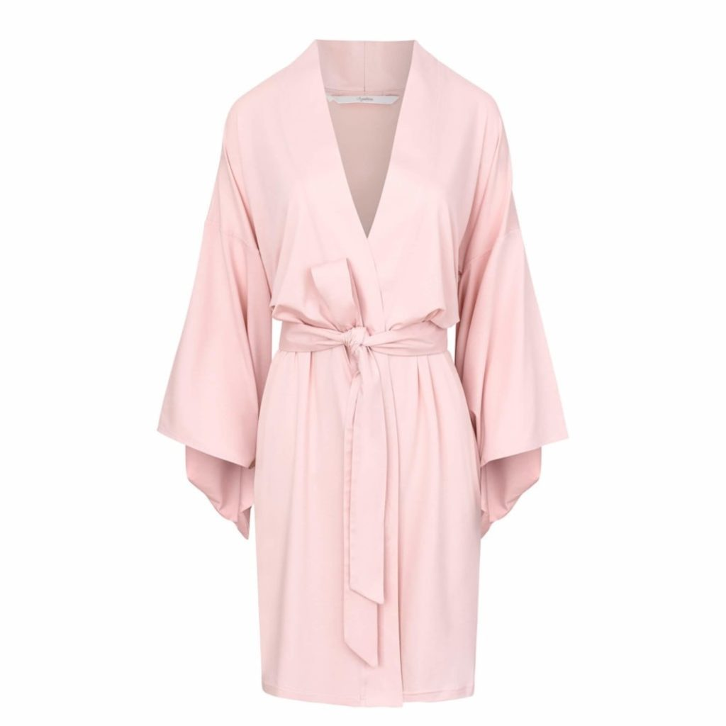 Ethical Brand Directory | Pink Robe | Agatinia