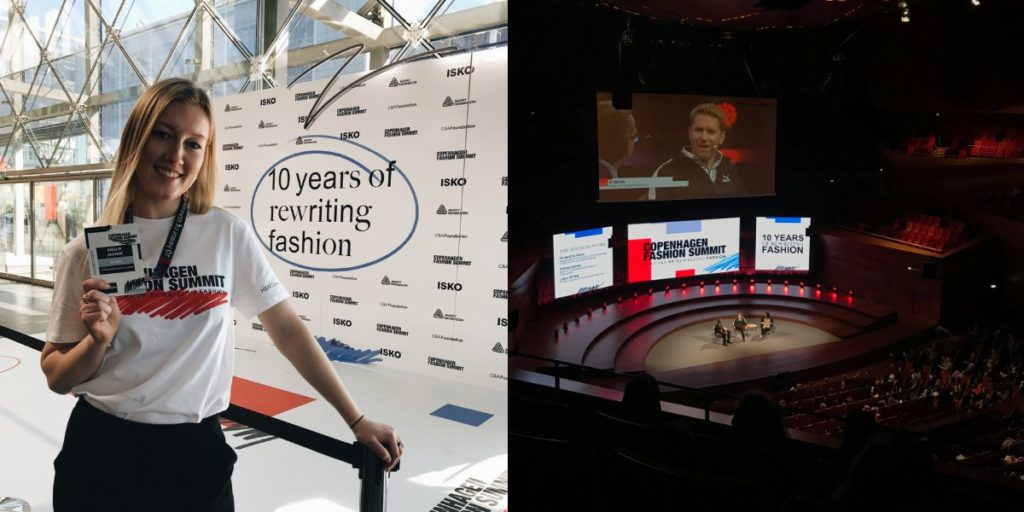 Ethical Brand Directory Blog - Copenhagen Fashion Summit 2019