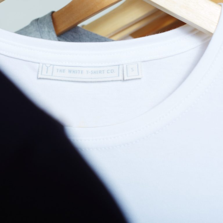 The White T-Shirt Co | Mens Womens Black White Grey Organic Cotton T-Shirts | Ethical Brand Directory