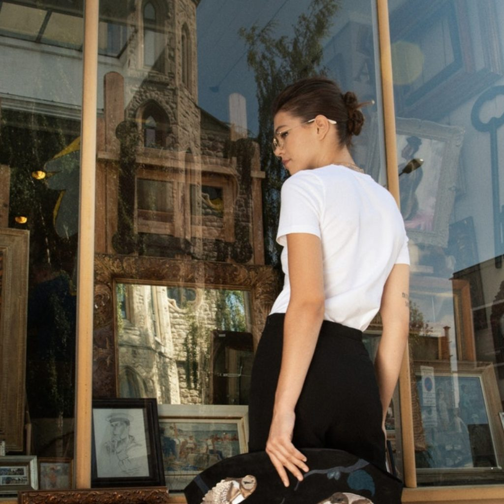 The White T-Shirt Co | White Organic T-Shirt | Ethical Brand Directory