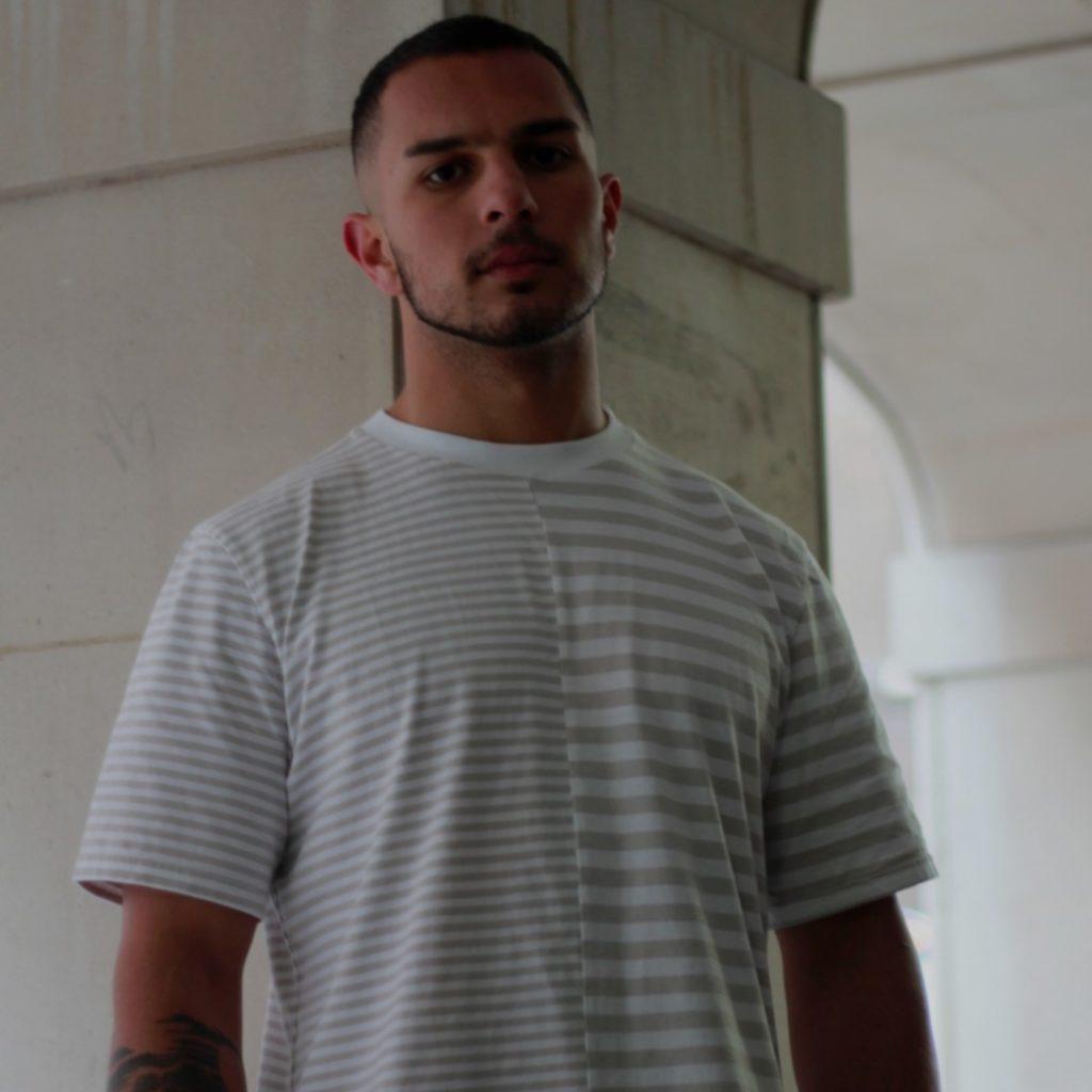 Oisin | Organic Cotton T-Shirt For Men | Ethical Brand Directory