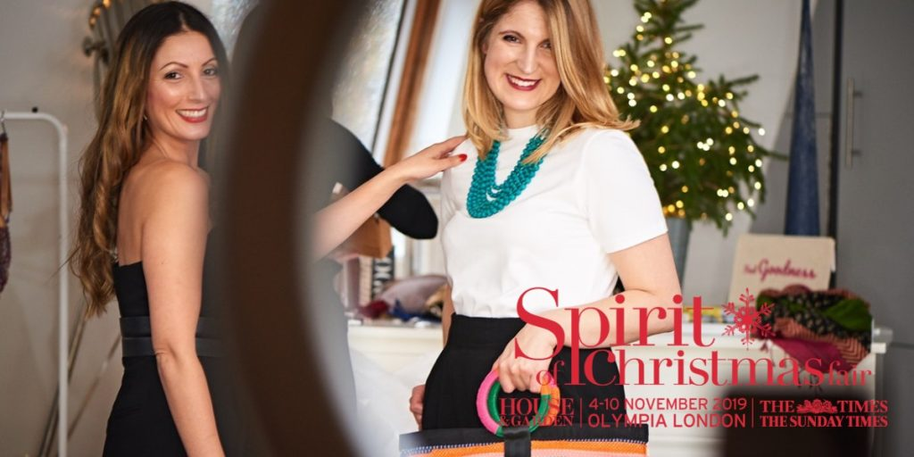 Roberta Lee | Personal Shopping Spirit of Christmas | Ethical Brand Directory