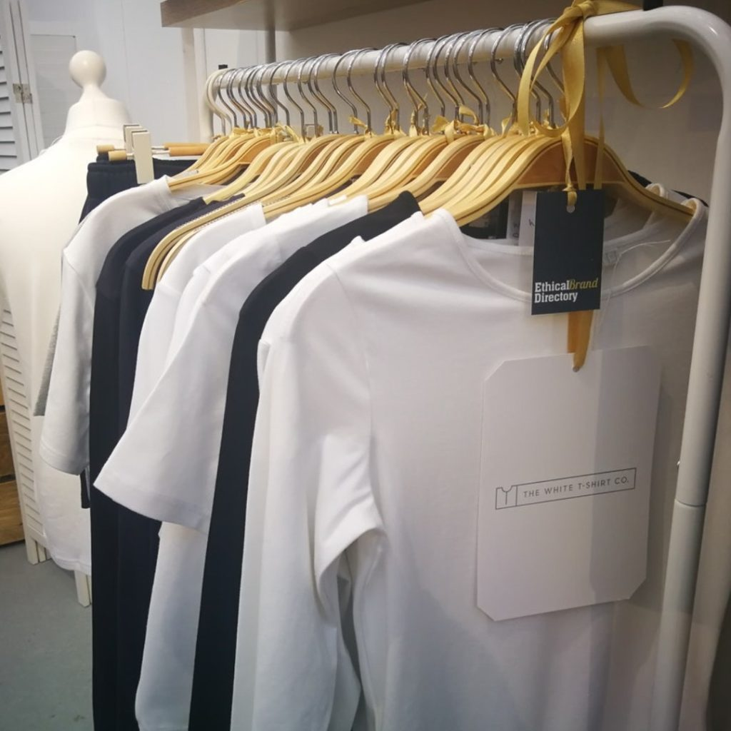 Ethical Brand Directory Pop-Up | Spirit of Christmas | the White T-Shirt Company