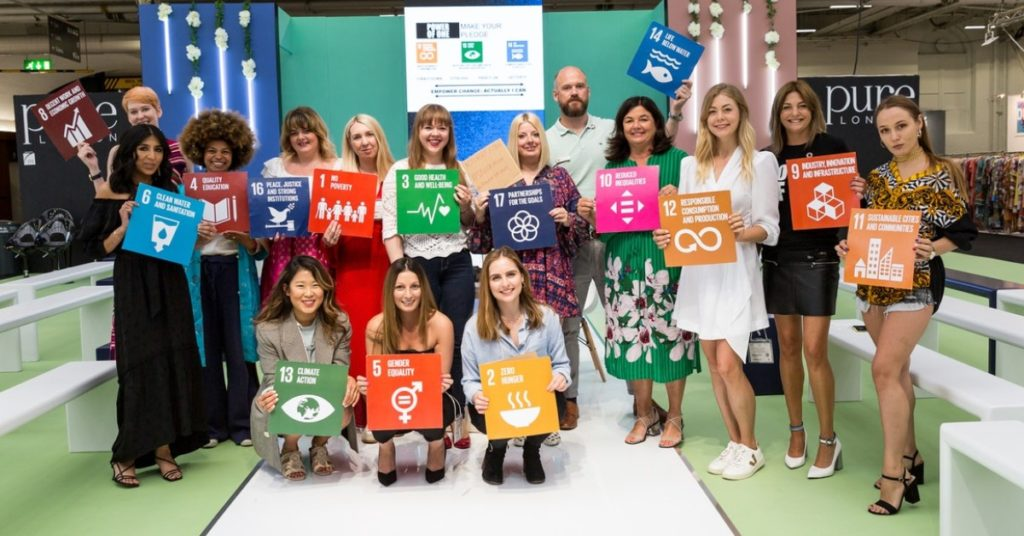 Roberta Lee - Ethical Brand Directory and the Sustainable Development Goals