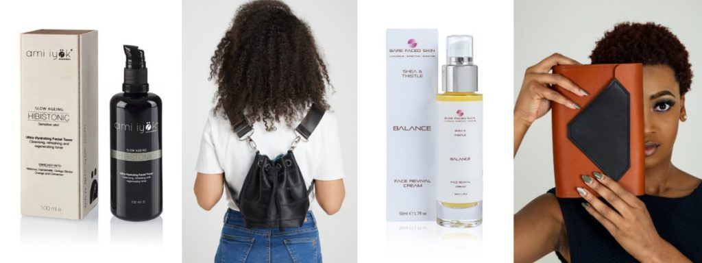 Ethical and Sustainable Fashion and Beauty Brands | Ami Iyok | From Belo | Bare Faced Skin | Tatum Diamond London