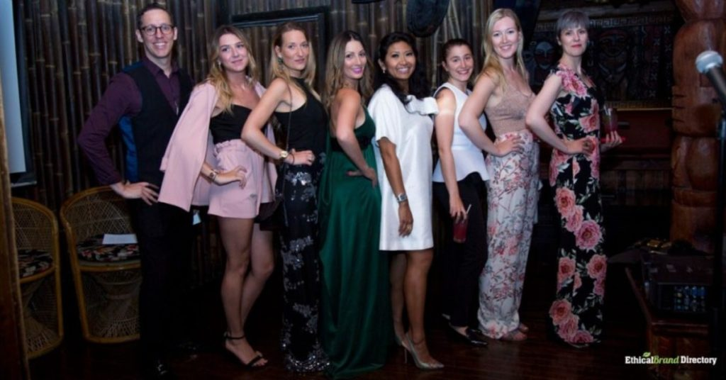 Ethical Brand Directory Second Birthday Party | Volunteer Team Members | Mahiki Club | London Event