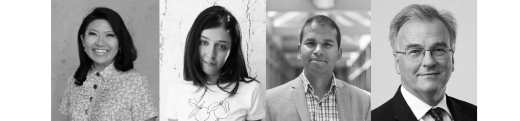 Ethical Brand Directory Trusted Partners | Utami Giles, Besma Webb, Akhil Sivanandan and Dr Rob Wylie