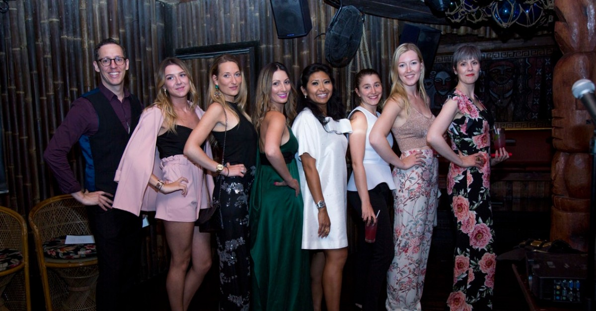 Ethical Brand Directory 3rd Birthday Party | 2019 Team at Mahiki London