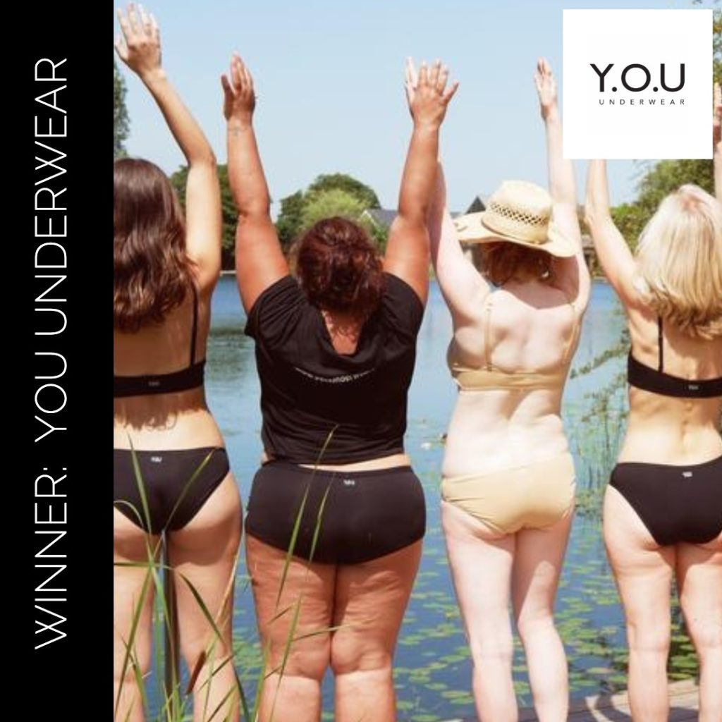YOU Underwear, Ethical Lingerie Brands - Winner of EBD Pitch to Win