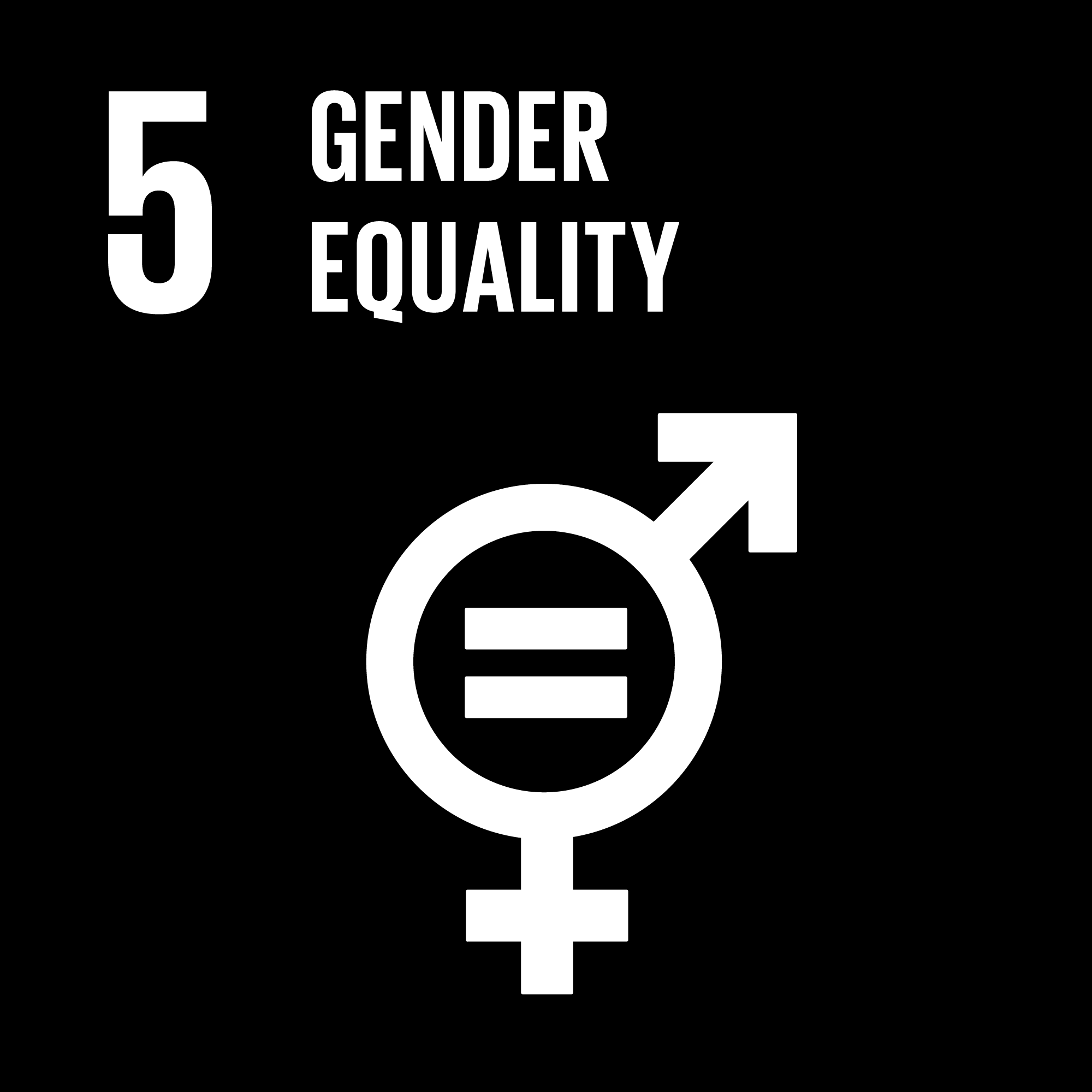 Sustainable Development Goals - 5 - Gender Equality