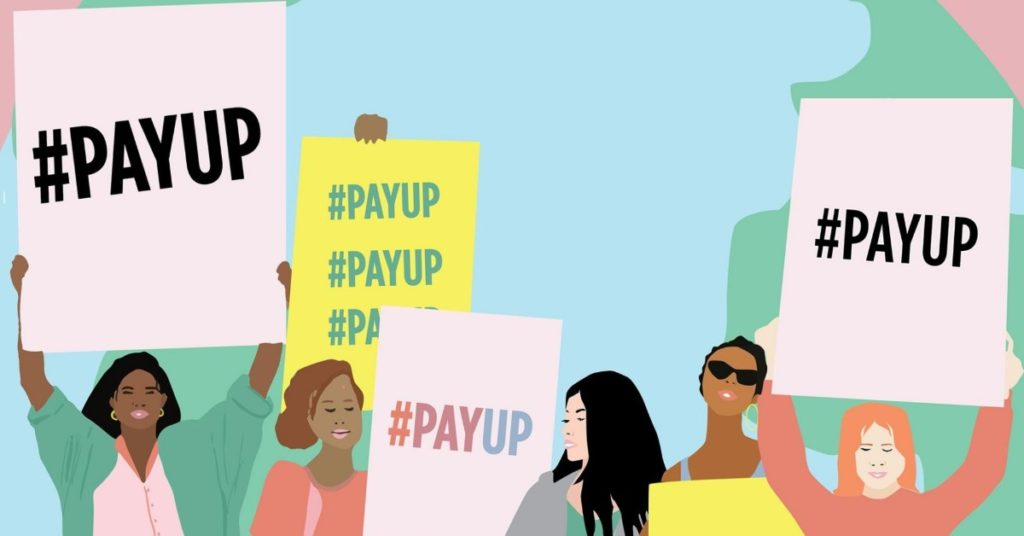 Fashion activism campaigns you can support from your sofa - #payup campaign