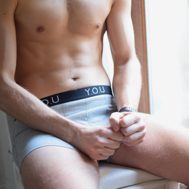 Heather grey trunks optimised