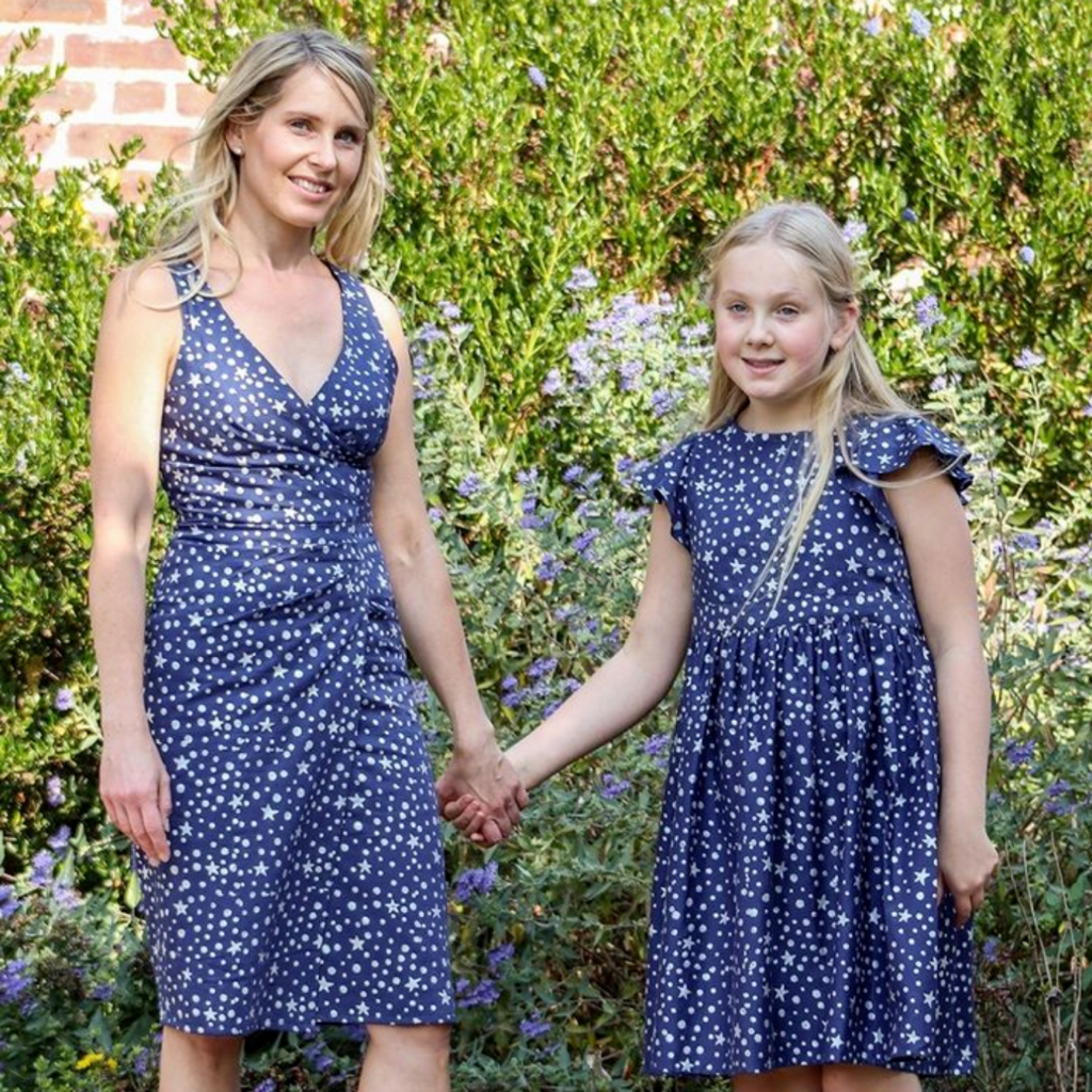 Ethical Brand Directory Blog   Jenerous mother and daughter matching outfits