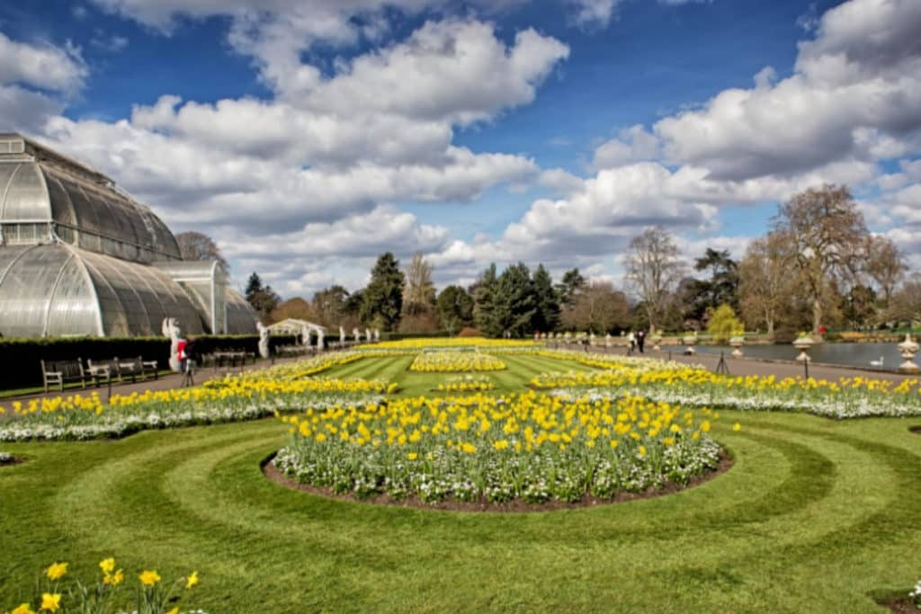 Kew Gardens   Ethical Brand Directory Blog   Best Parks in London for Outdoor Socialising