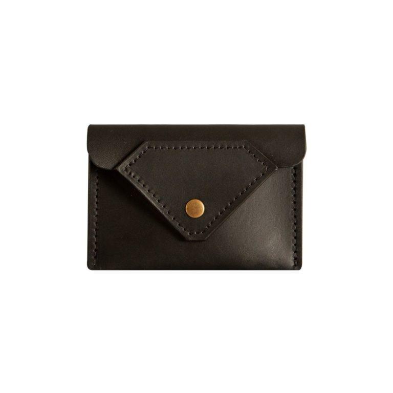 Tatum Diamond London _ Product Shots Ethical Brand Directory & Boutique _ Zero Waste Luxury Bags & Accessories   Small Black Handmade Purse