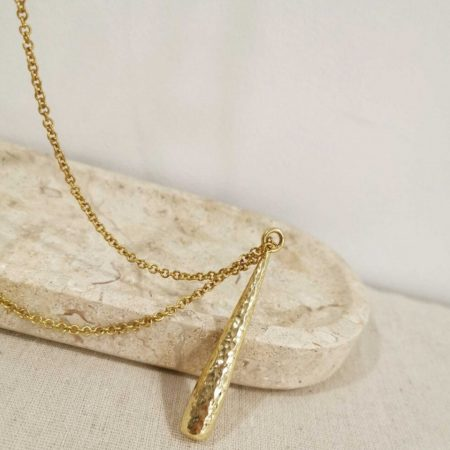 Artisan and Fox | Handcrafted Uzito Pendant Necklace | Ethical Brand directory