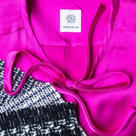 Distinctively Me | Pink Blouse | Ethical Brand Directory