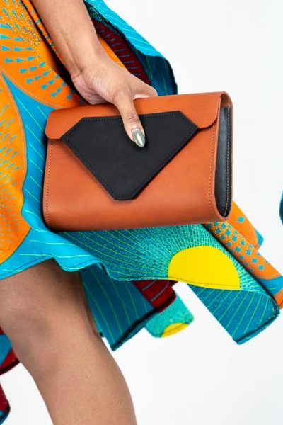 Tatum Diamond | Bespoke Leather Bags | Ethical Brand Directory