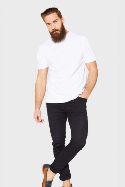 The White T-shirt Co | Mens White T-shirt | Ethical Brand Directory