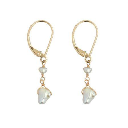 Washed Ashore Alana Earrings